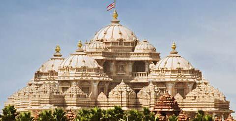Aakshardham Temple